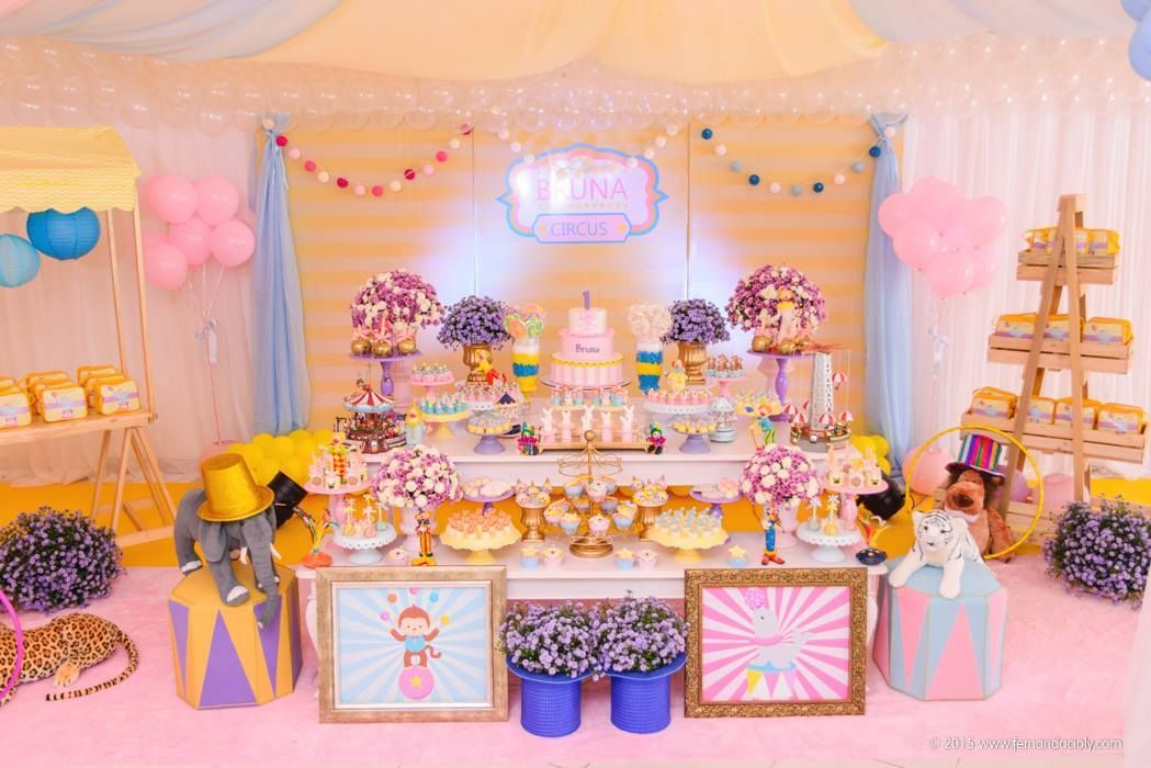 Pin de Stacey en Circus birthday party | Pinterest | Circo, Tematica ...
