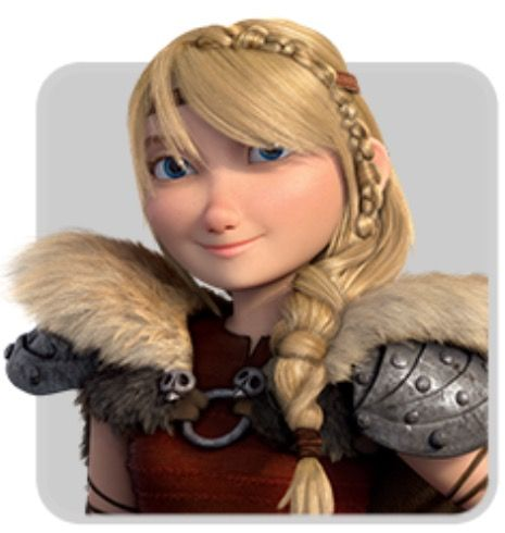 How To Train Your Dragon Wallpaper Astrid Hofferson