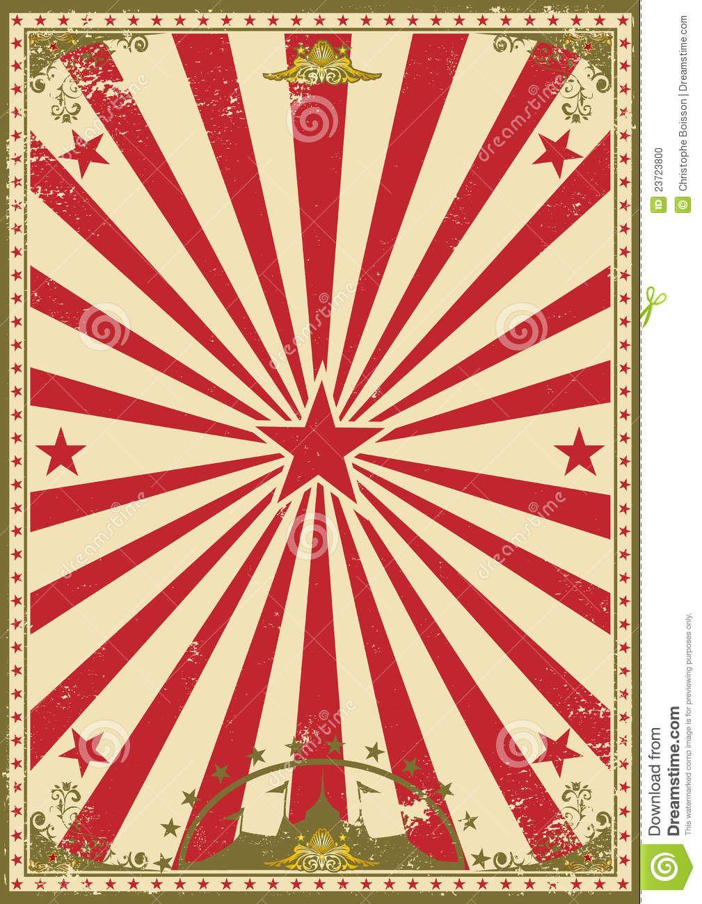wallpaper vintage circus
