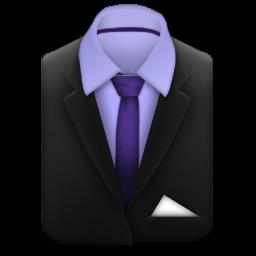 Resultado de imagen para como combinar un terno negro con camisa ... e2f04046046