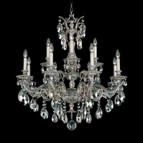 Custom Lighting Chandelier Chandelier Lighting Crystals