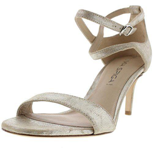 VIA SPIGA Womens Parker Flat Sandal