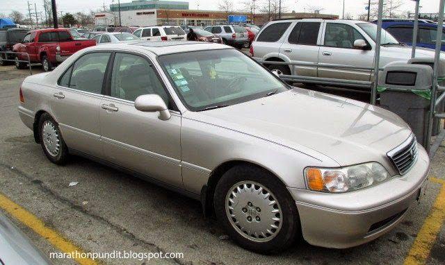 The Best Classic Acura