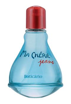 Ma Cherie Jeans Des Colonia 100ml Boticario Boticario Perfumes Fragrancias