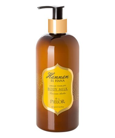 Another great find on #zulily! Tunisian Amber Argan Therapy Body Milk #zulilyfinds$19 LIKE THIS BRAND &OPTIONS