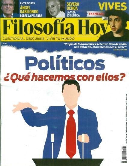 FILOSOFÍA HOY