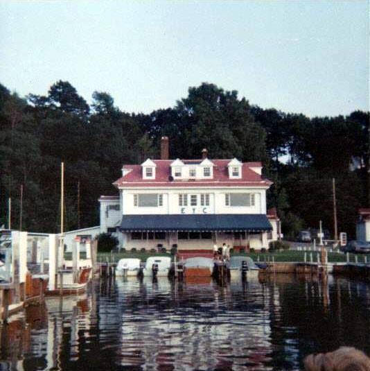Yacht Club Beer: Erie Yacht Club (September 1968)