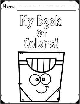 All About Colors | school stuff | Pinterest | Kindergarten ...