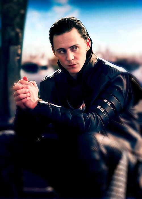 Loki the bad guy that's just so tortured you want to cuddle