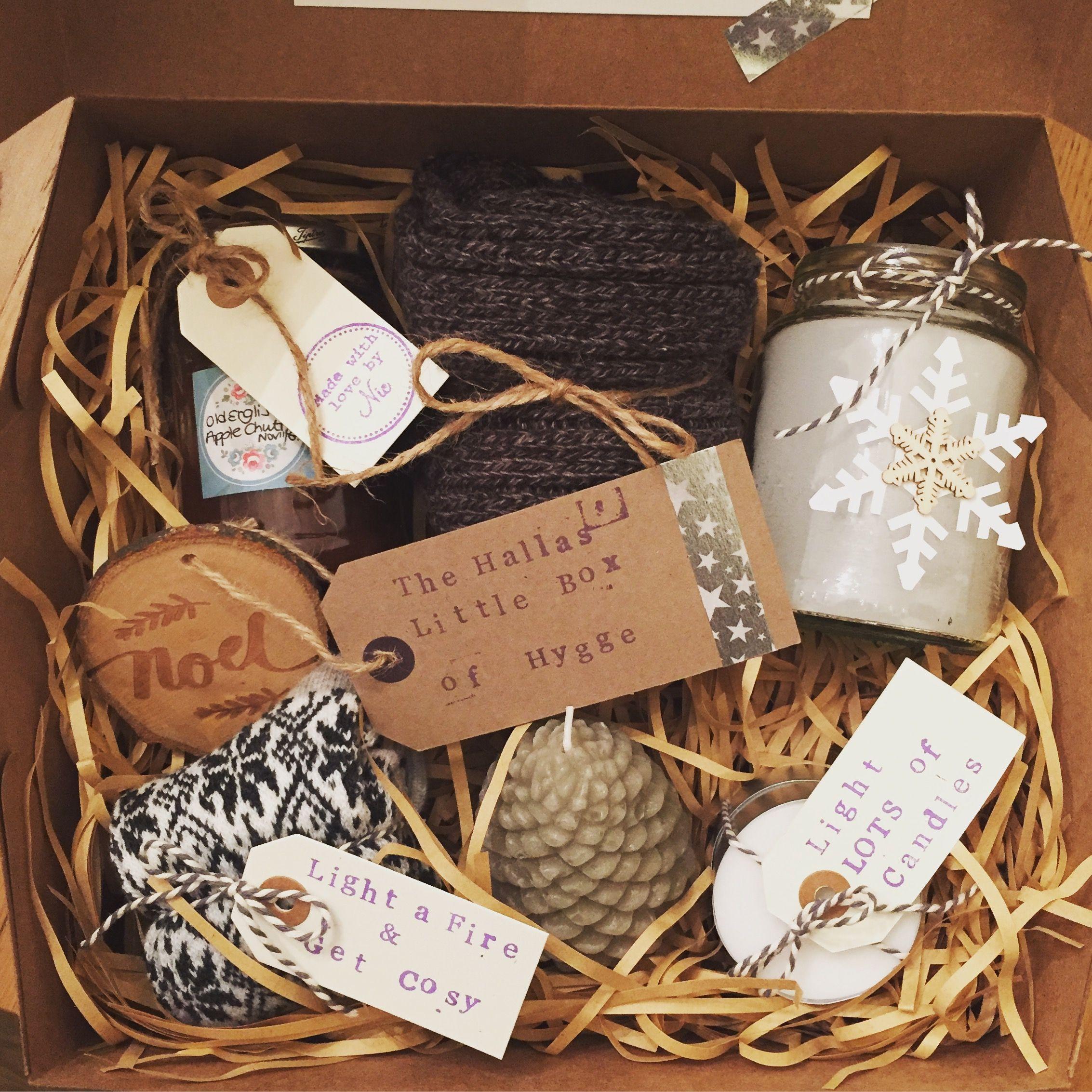 Homemade Hygge box | Hygge | Hygge christmas, Hygge ...