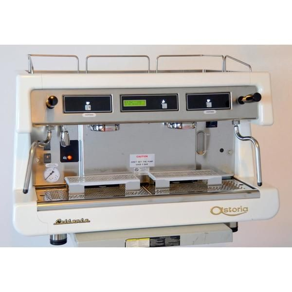 Astoria Settanta Aep 2 Group Semi Automatic Espresso Machine