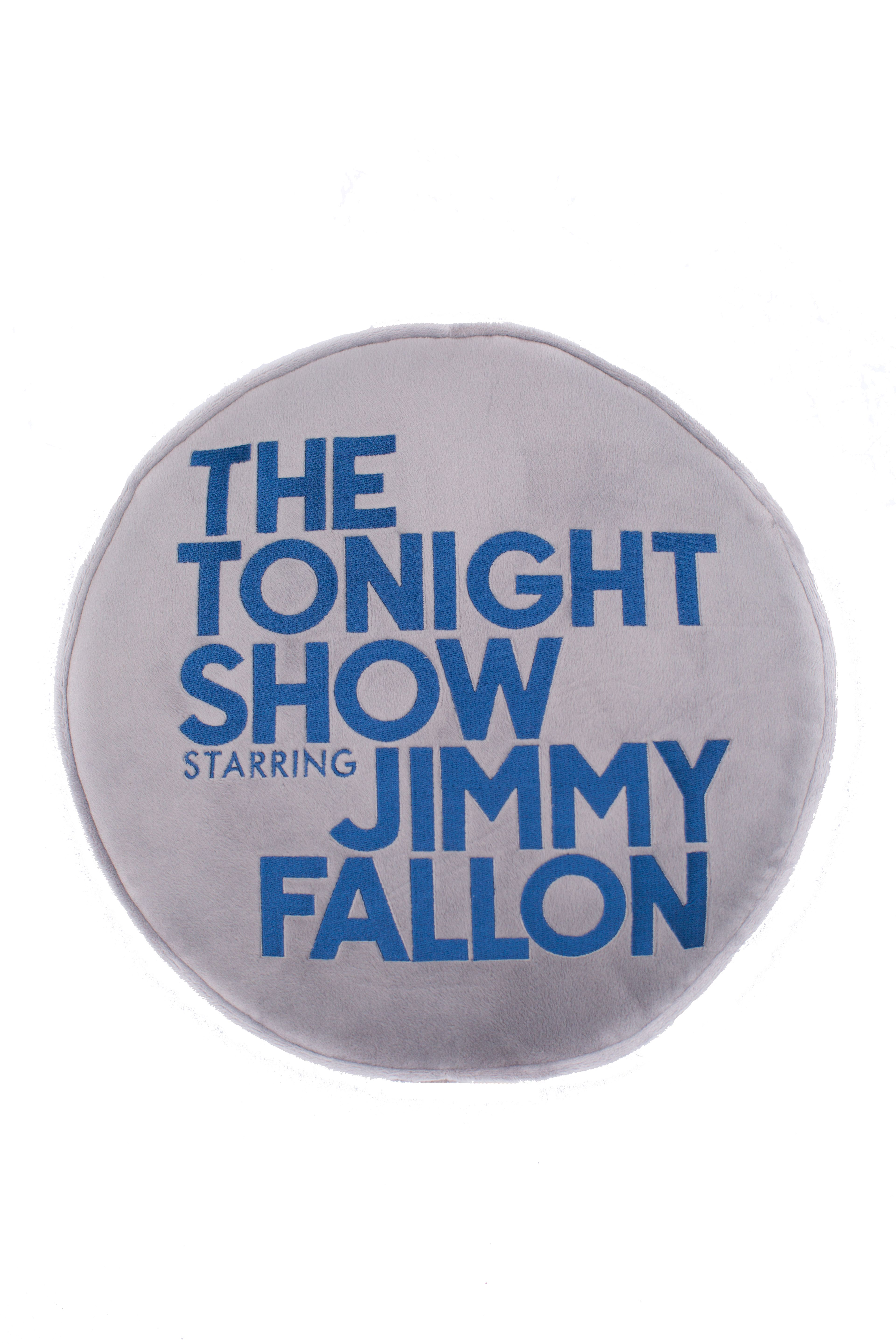 The Tonight Show Starring Jimmy Fallon Pillow || Visions of The ...
