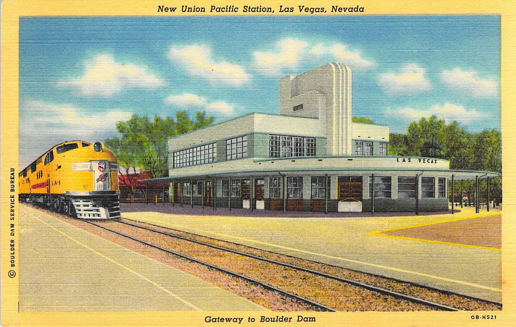 New Union Pacific Station Las Vegas Nv Railroad Station Las Vegas Photos Union Pacific Railroad