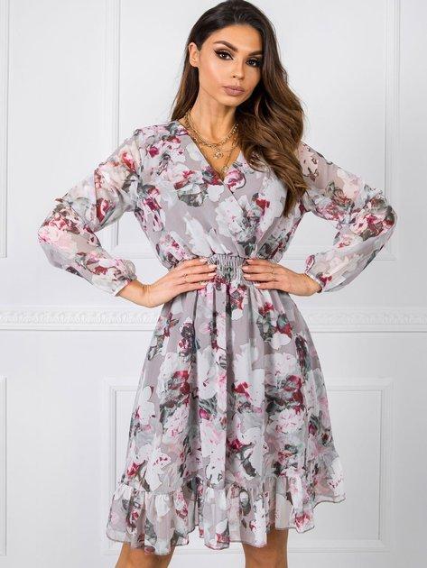 Bezowo Rozowa Sukienka Millow Rue Paris Fashion Dresses Dresses With Sleeves