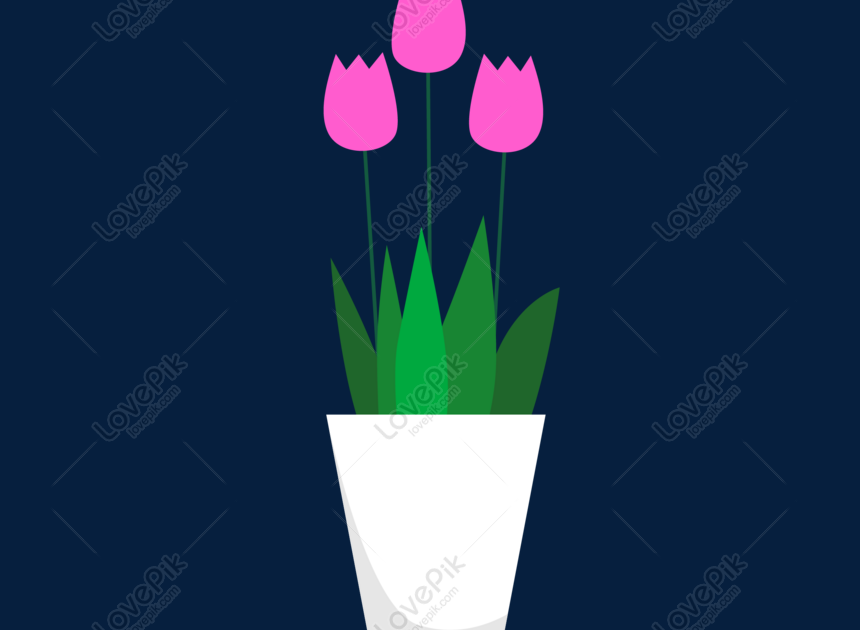 Gambar Bunga Tulip Kartun Kartun Ungu Tulip Pot Gambar Unduh Gratis Grafik 610630378 Format Vector Tulip Vector Plant Free Vector F Di 2020 Bunga Tulip Bunga Gambar