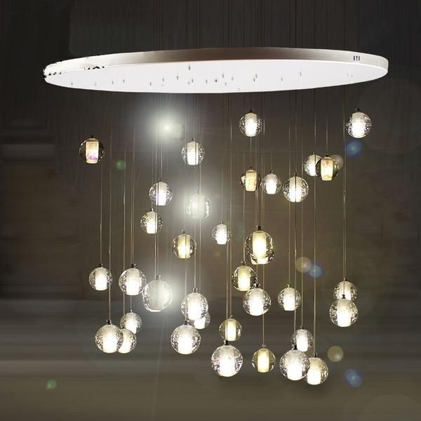 Princess Grace Collection 14 Crystal Lights Chandelier Crystal