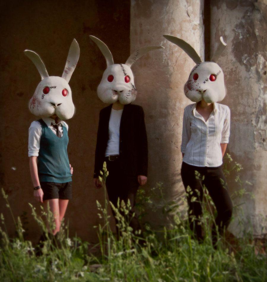 rabbit head group - Google Search
