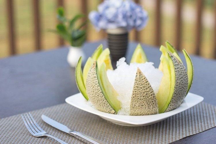 Melón, la fruta que baja el colesterol y la tensión