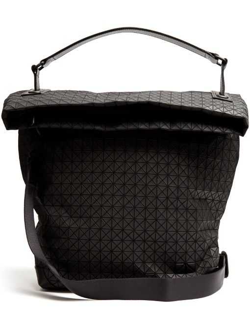 BAO BAO ISSEY MIYAKE Triangular Panels Tote.  baobaoisseymiyake  bags   canvas  tote  leather  lining  shoulder bags  pvc  hand bags  nylon   73ab62c70d771