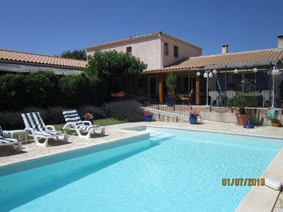 Vente maison chambres d\u0027hôtes près de Béziers dans l\u0027Hérault
