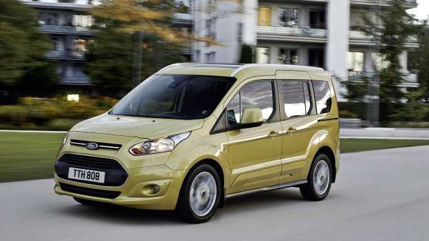 Ford Grand Tourneo Connect We Ve Driven Van Derived People