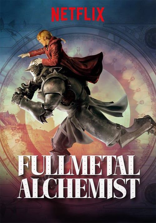 Watch Fullmetal Alchemist Full-Movie | Fullmetal alchemist ...