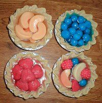 Pie Soaps Project Sheet - Pie Candles or Soaps