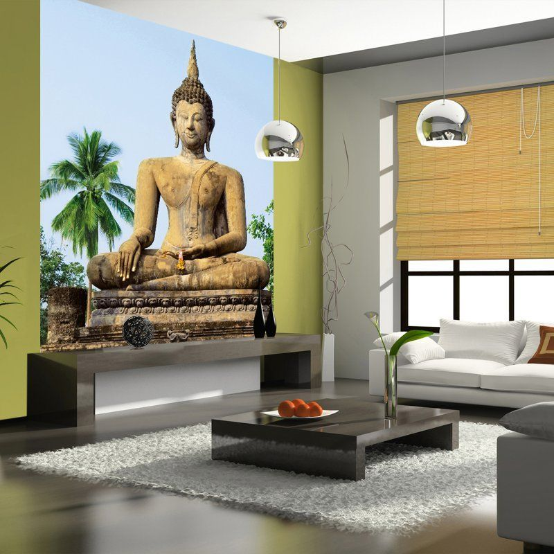 Ideal Decor Sukhothai Vertical Wall Mural DM378 Products