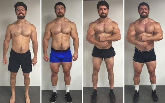 Alex Hormozi Gained 35lbs in 6 Weeks Naturally (Here's How) - fitness transformation - #35lbs #Alex...