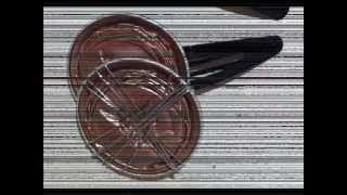 bisuteria con capsulas nespresso - YouTube