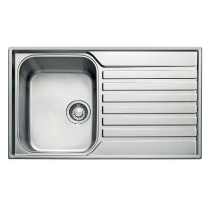 Franke Ascona 611 Kitchen Sink- 1 Bowl | kitchen sinks | Pinterest ...
