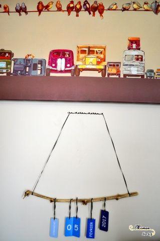 Printable - Activités Enfants - Bricolage - Education - bricolage a la maison