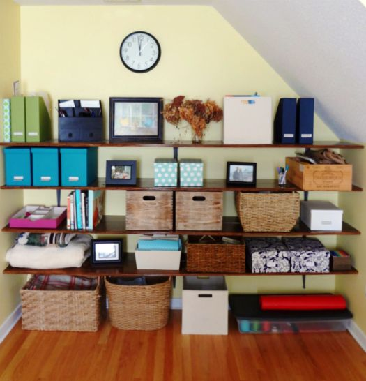 Love this organized space!