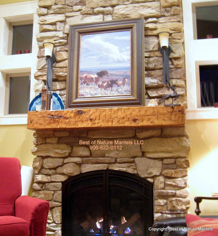 Contemporary fireplace mantel shelf designsmodern fireplace mantel home design ideas pictures - Beneficial contemporary fireplace mantel shelves ...