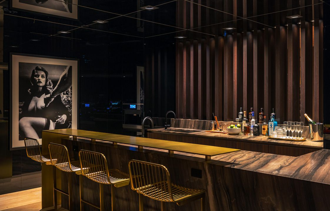 Tour the 38M rock and roll paradise designed by Lenny