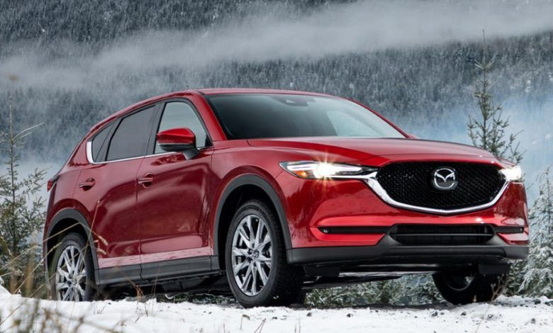 2021 Mazda Cx 5 Signature In Usa In 2020 Mazda Mazda Suv Suv