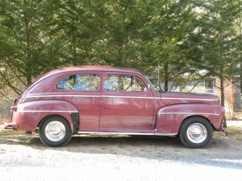 Cars For Sale In Wv >> 1946 Ford 2 Door Sedan For Sale Wv 20 000 1930 Ford