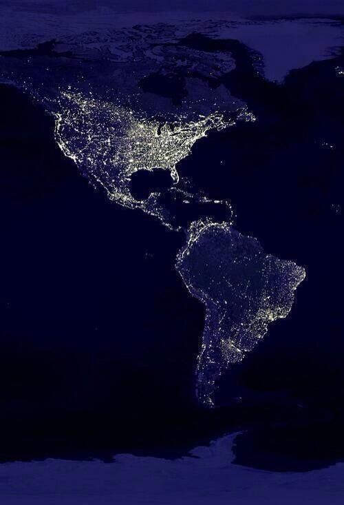 Fútbol Mundial On Twitter Tierra Desde El Espacio Paisajes Paisaje Increibles