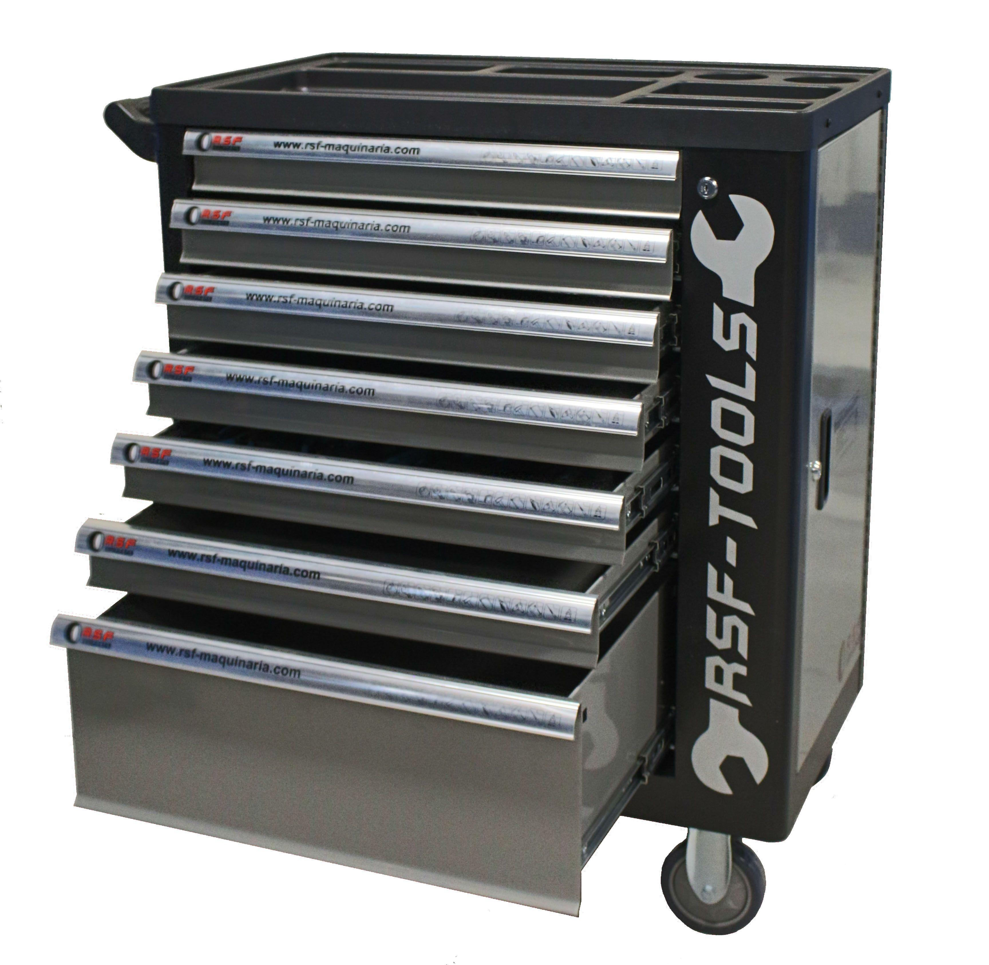 Carro de herramientas completo profesional de nuestra propia marca RSF  Maquinaria.  carro  herramienta 60a0069754ce