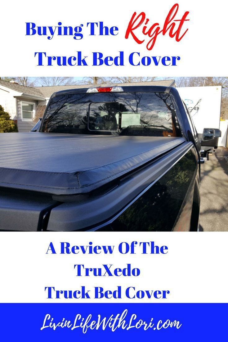 Review of the TruXedo Truck Bed Cover Truck bed covers
