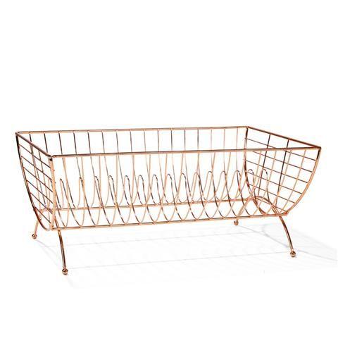 Copper Wire Dish Rack Kmart