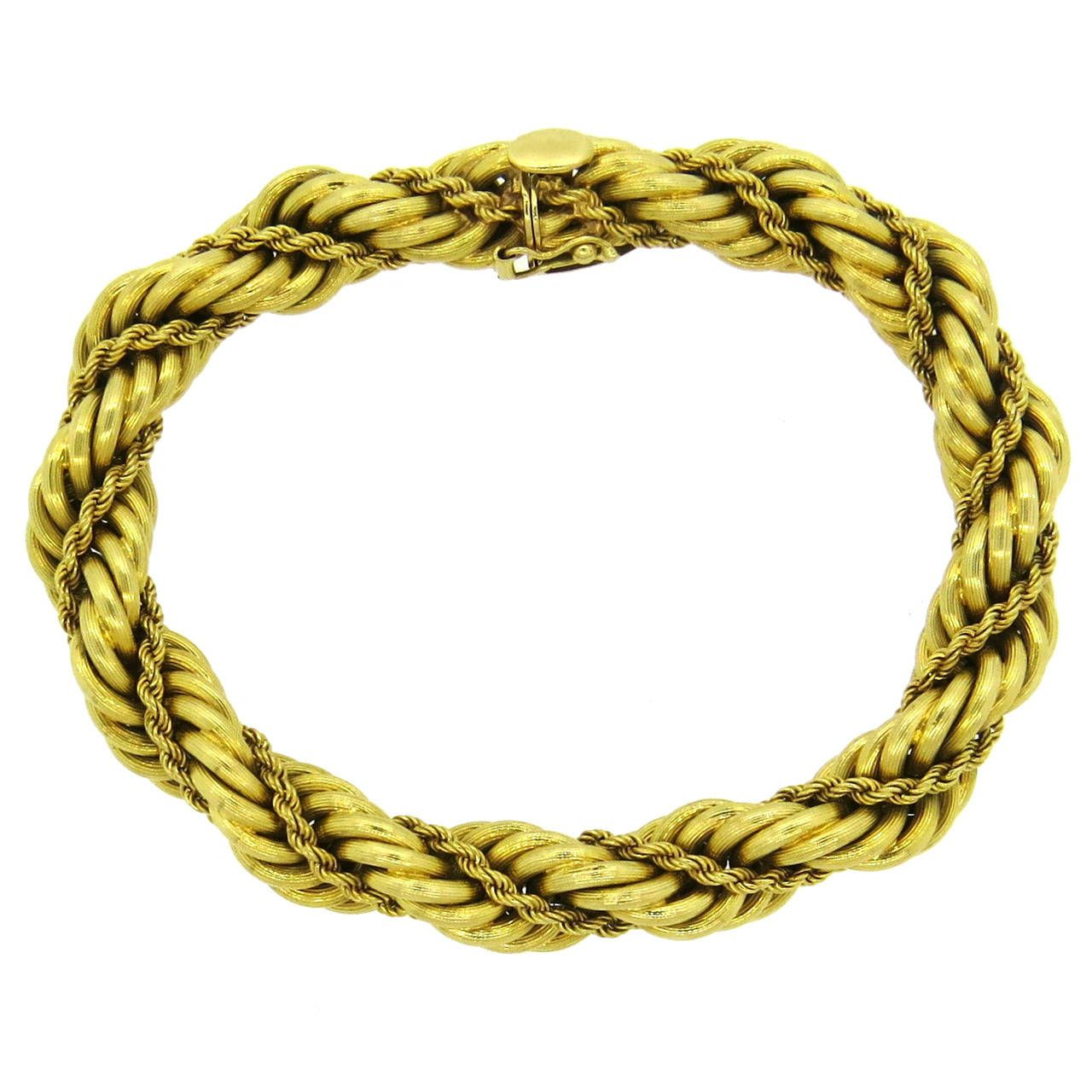 S gold rope bracelet s jewelry bracelets and bracelets