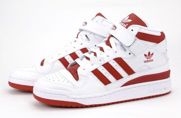 new styles 0c557 309e5 Adidas Forum Mids