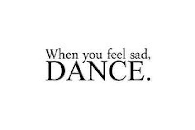 Why Dancing It Out Is Important For Your Happiness