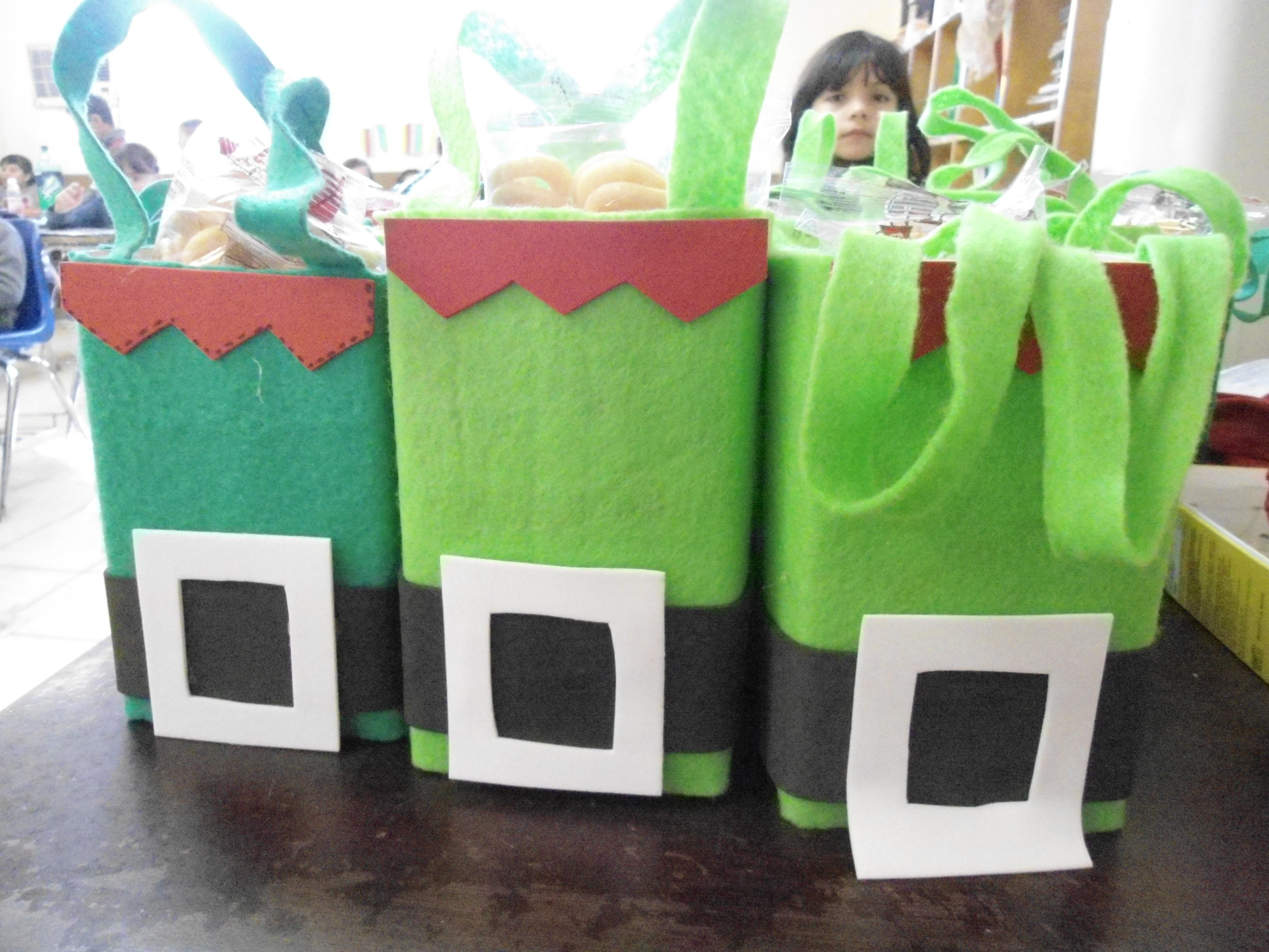 X-mas Candy Box made with tetrapak or caton box milk | Paper Plates ...