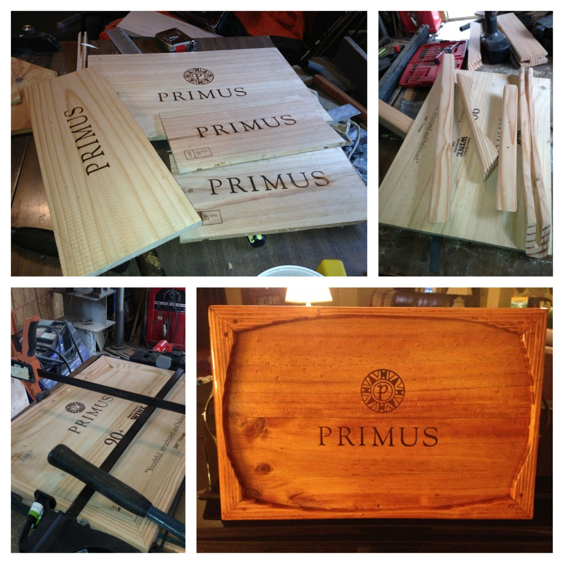 furniture made from wine barrels. Serving Tray Made From A Wine Crate Furniture Barrels