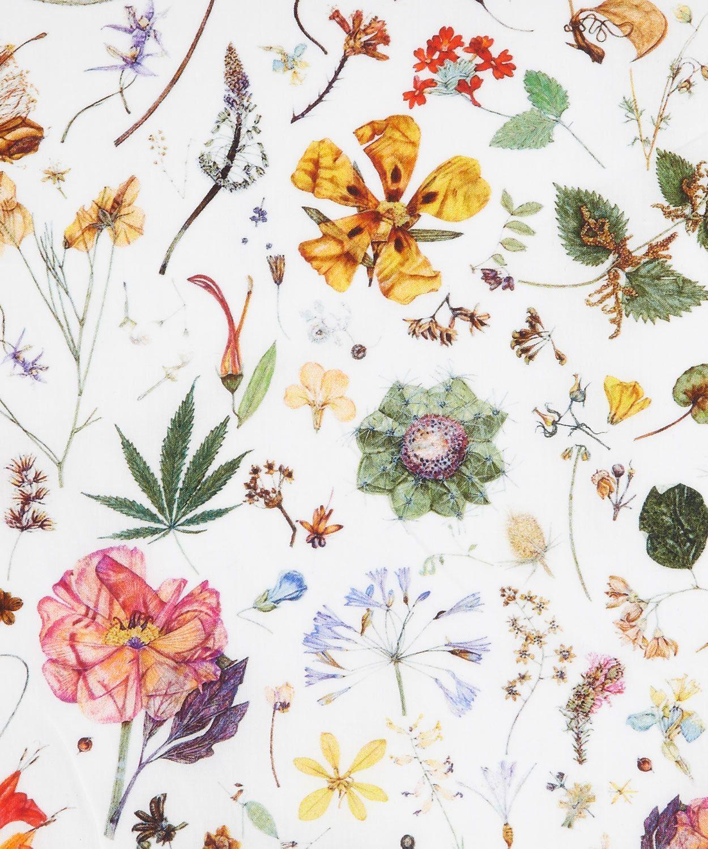 Floral Eve D Tana Lawn, Liberty Art Fabrics.