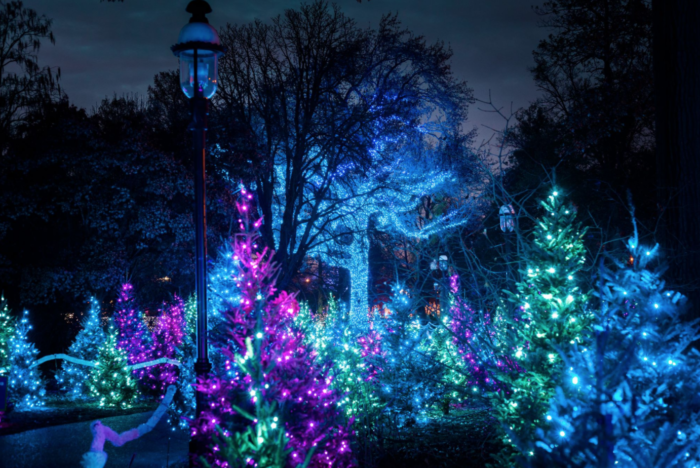 Visit 11 Christmas Lights Displays In Missouri For A
