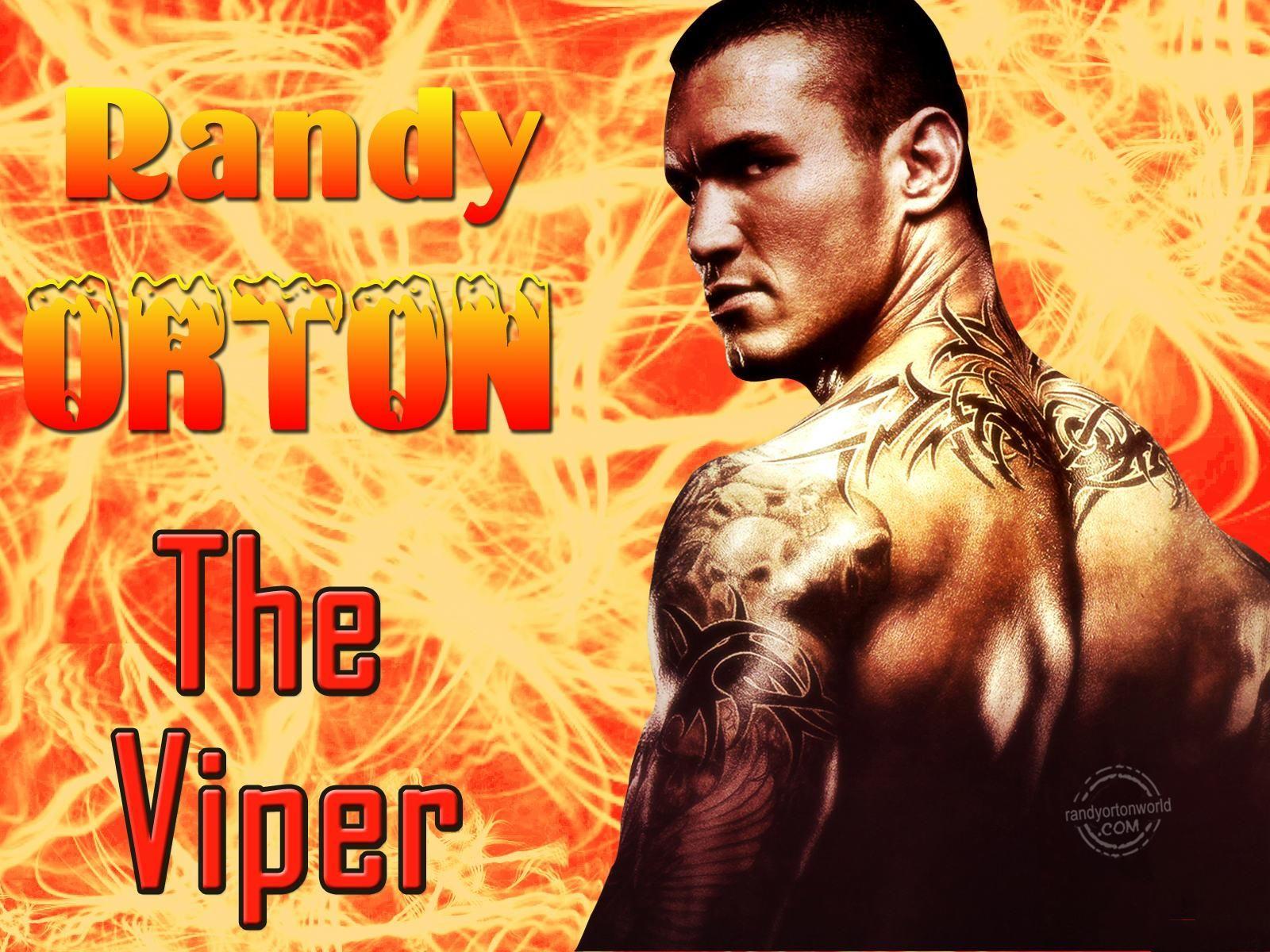 randy orton the viper randy orton Pinterest Randy