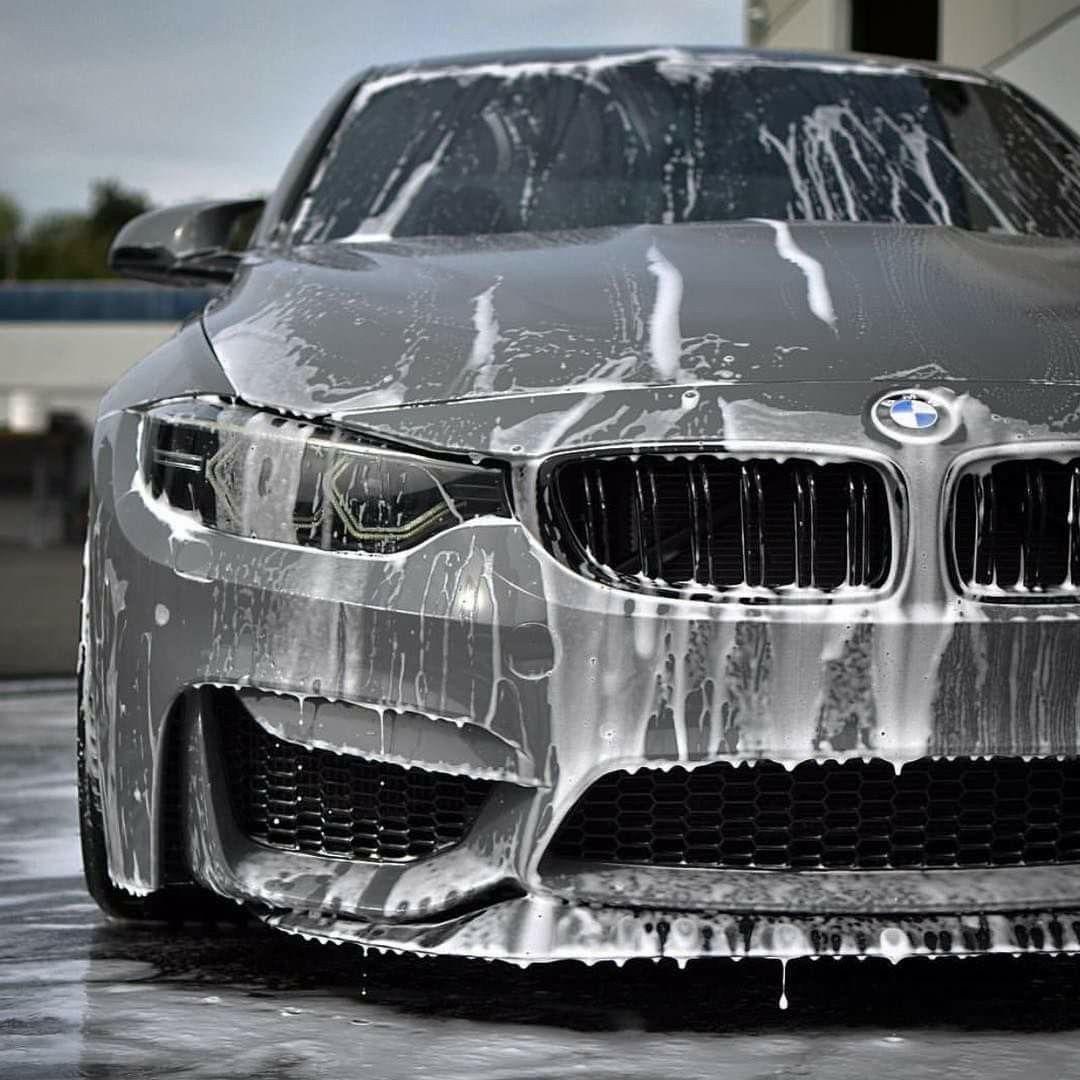 Bmw M4 Car Wash